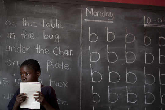 School Supplies for High School Orphans, Zambia
