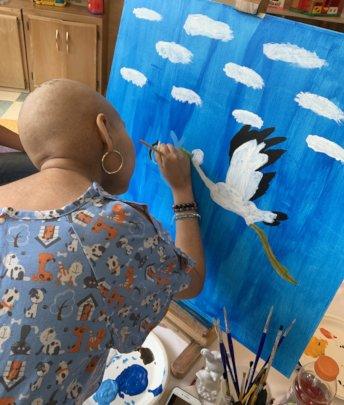 The healing power of art