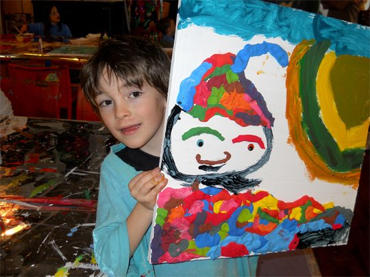 Bring healing art to children in medical crisis
