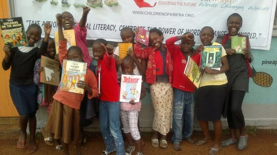 Kibera Girls LitClub