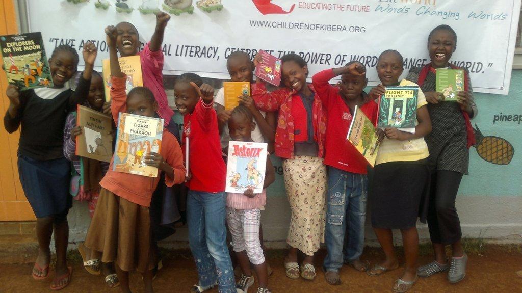 Kibera Girls LitClub