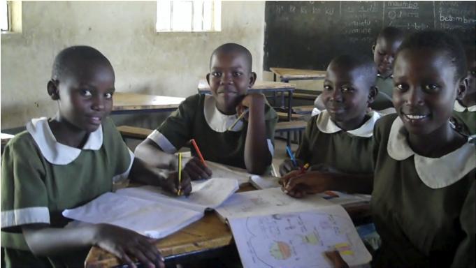 Nanga Primary School, Kisumu, Kenya