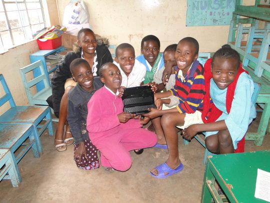 Girls Club Kibera, Kenya