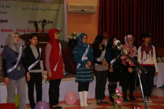 Girls Club Iraq