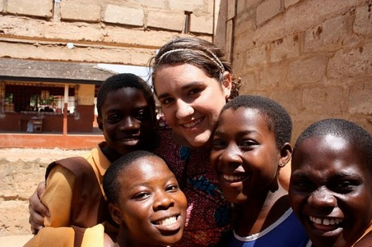 Girls Club Ghana