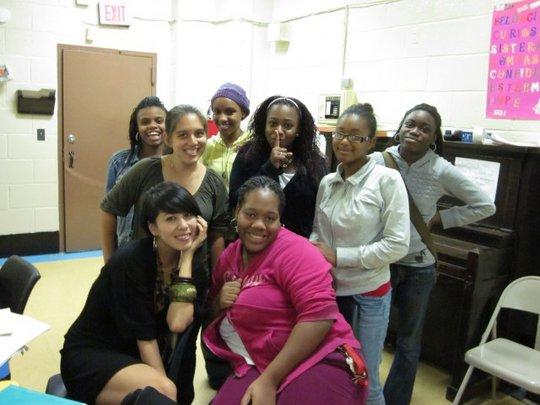 Girls Club Harlem
