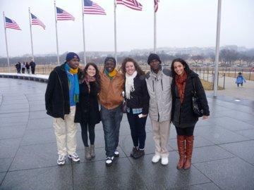 RVCP & GlobeMed members in Washington, DC