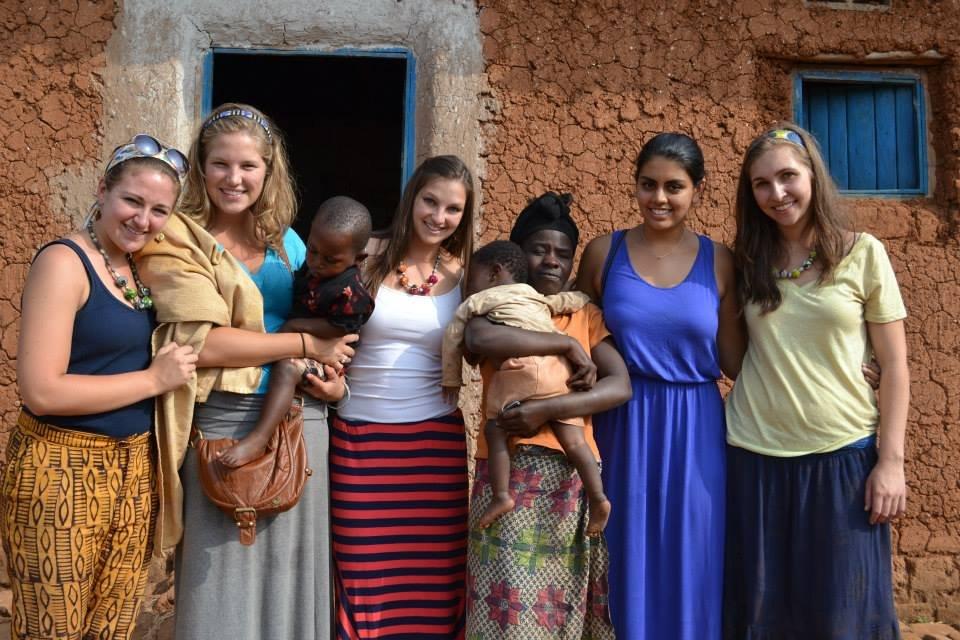 GROW 2013: Maddie, Hannah, Molly, Abhi, Natasha