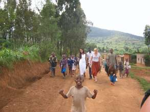 Happiness in Rwanda