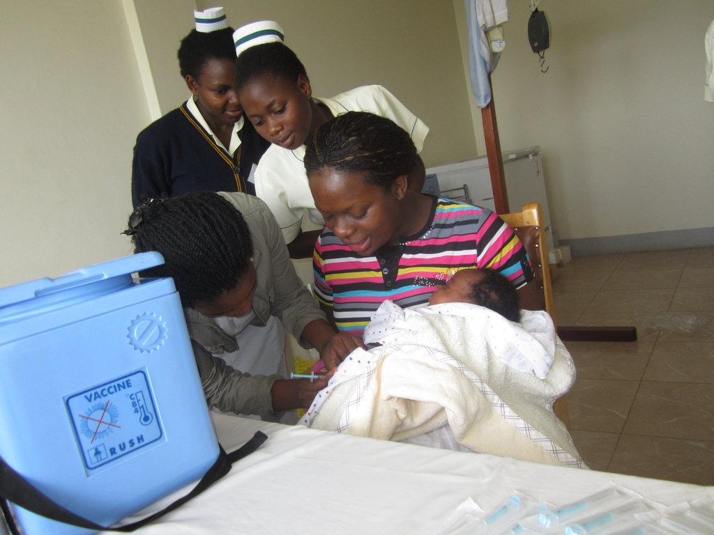 April 2012, Nurses Practicum