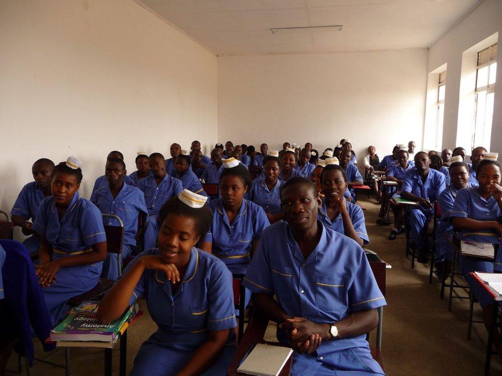 Help Ugandan Youth Earn Nursing Certifications