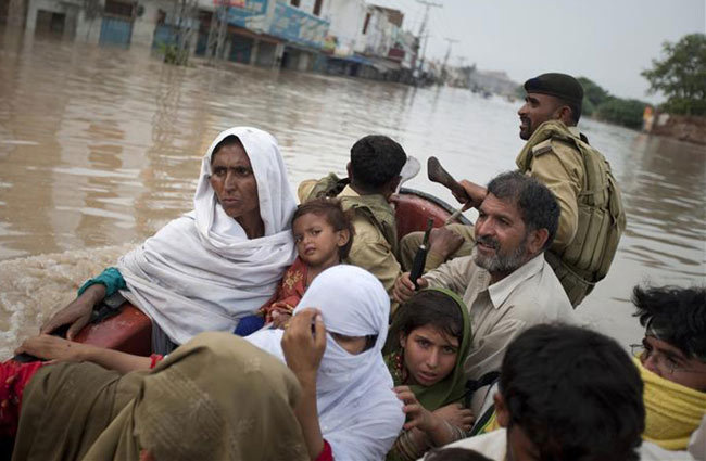 Restore Fifty Homes of Flood Victims in Pakistan