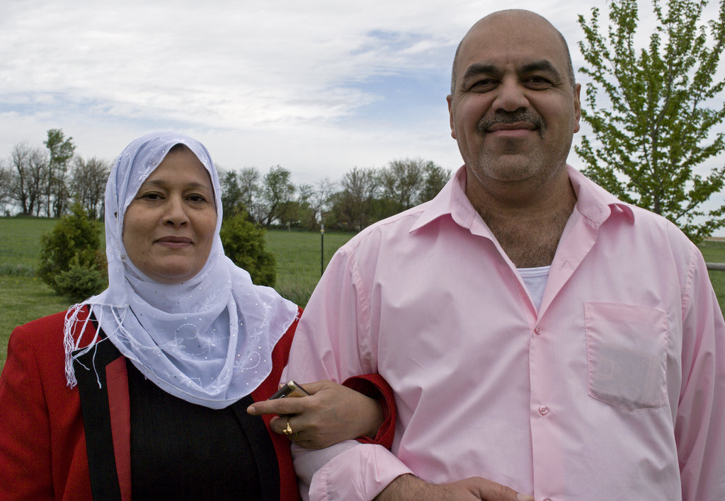 Helping refugees resettle in Chicago
