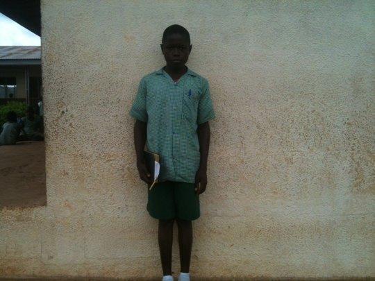 School Feeding Program in Sierra Leone