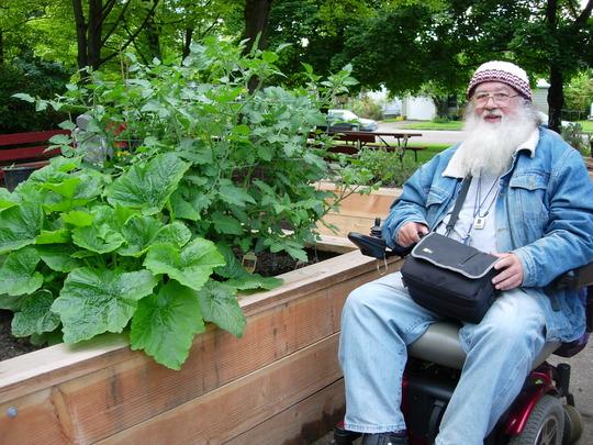 Growing Gardens, a new EarthShare Oregon member.