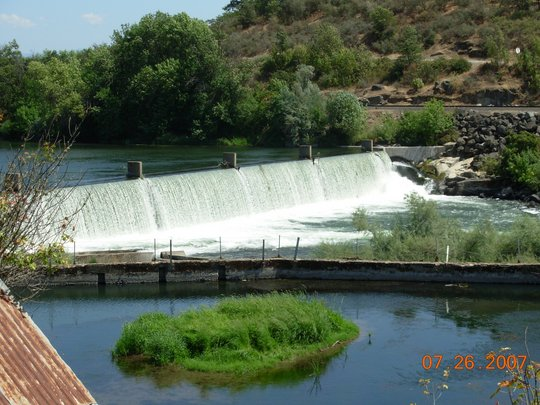 This dam is now gone, thanks to your help!