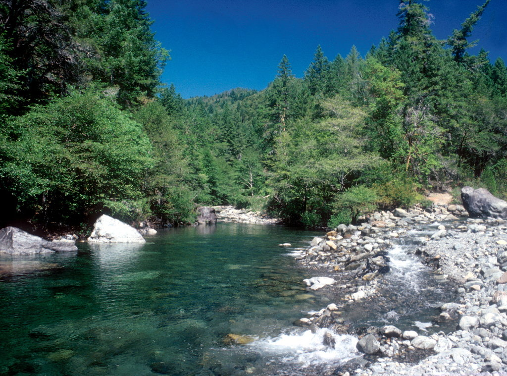 Smith River, Oregon - courtesy Lee Webb