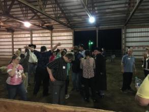 Fall Barn Dance