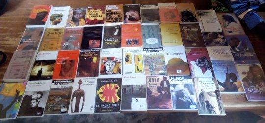 Books for Niankorodougou