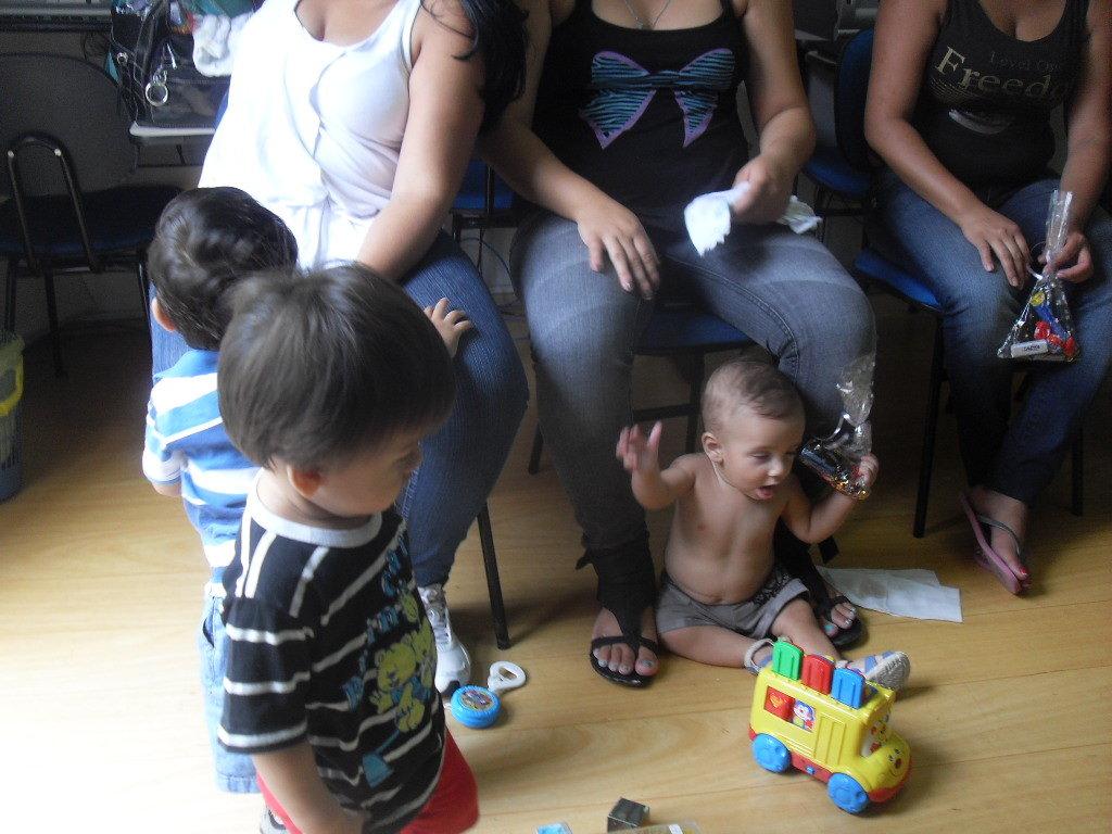 Children of Project Participants