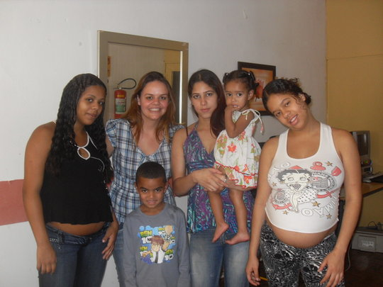 Beneficiaries of the Pregnant Teen Group