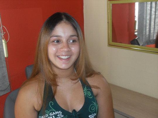 Hair Salon Visit - After