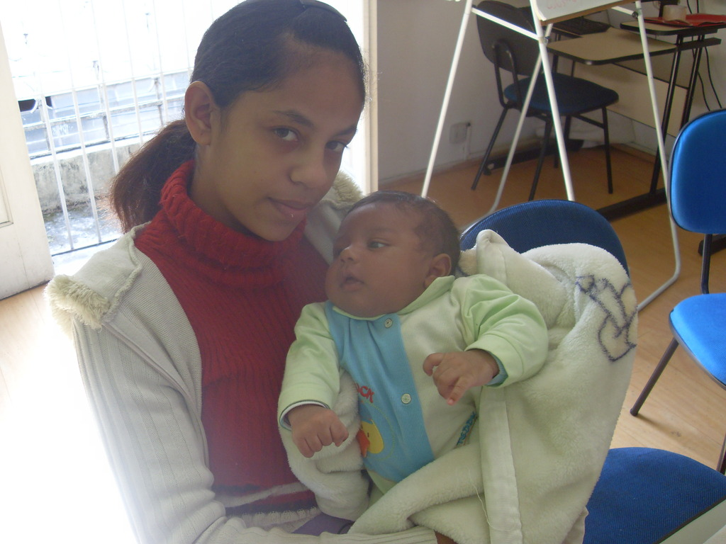 Teen Mum & Baby
