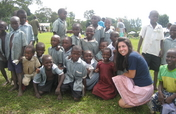 Help US Students Finish Classrooms in Uganda