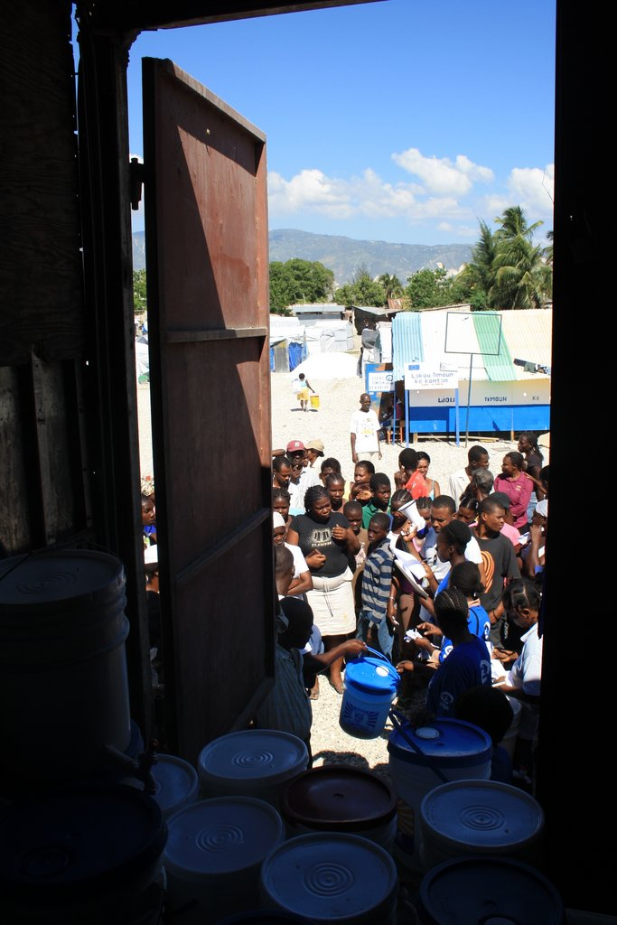 Help Prevent Cholera for 50,000 in Haiti