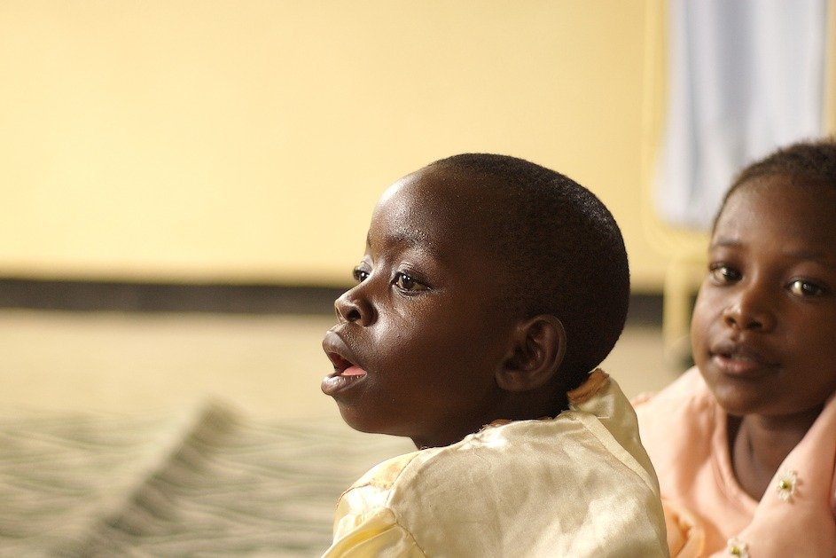 Medicine for HIV+ Children in Uganda