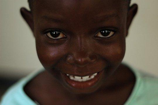 Medicine for HIV+ Children in Uganda