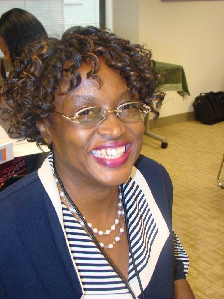 Pamela A-O, Coach