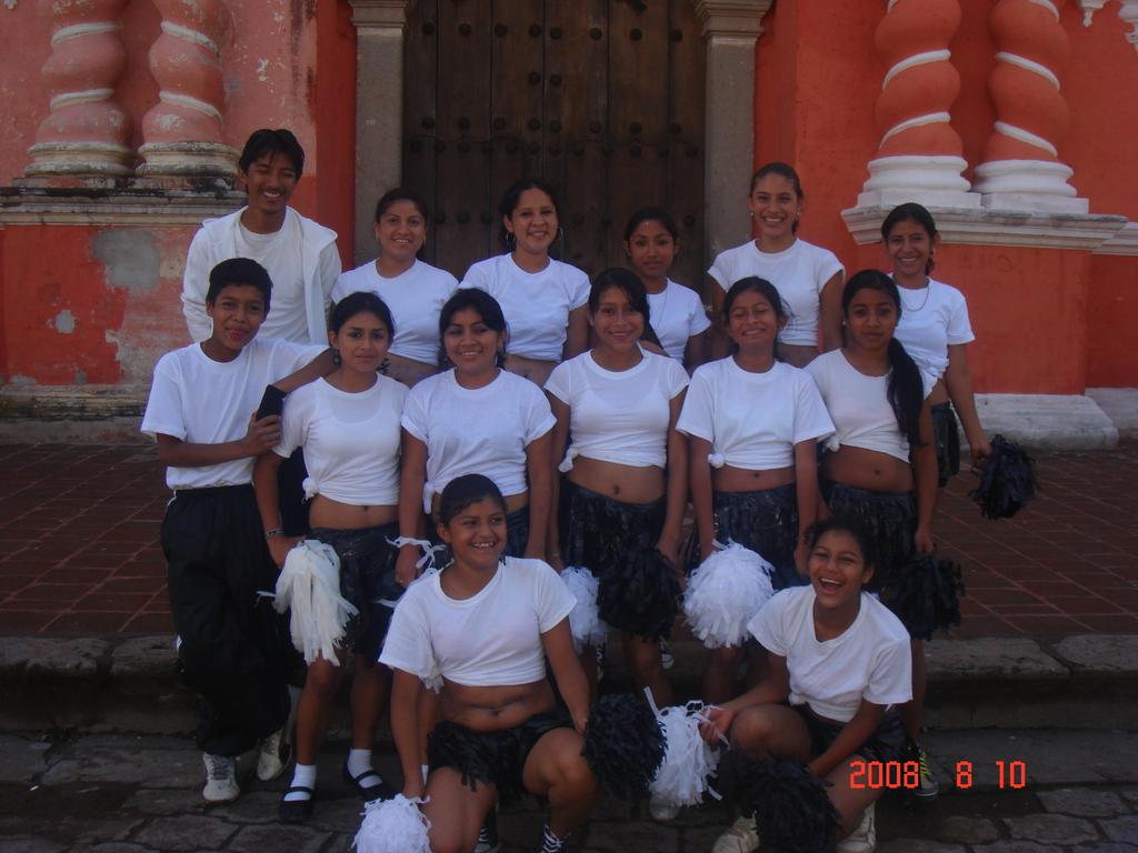 Scheel students in 2009