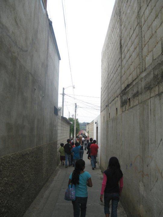 The Streets of Jocotenago ~ limited horizons