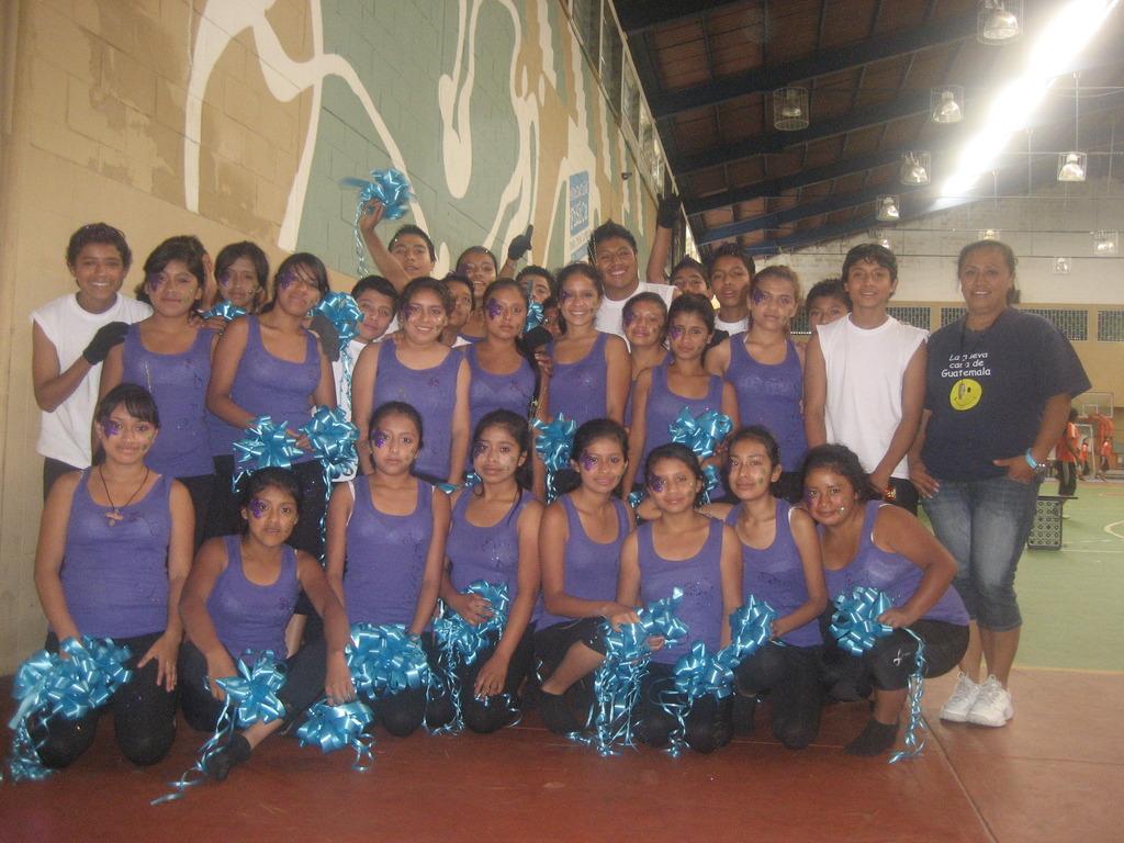 Scheel students in 2010