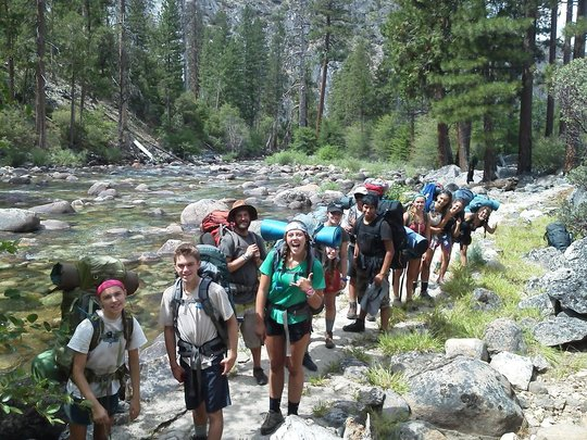 Sierra Backpacking Program