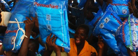 Celebrating Children at Opok. 965 Kids Protected