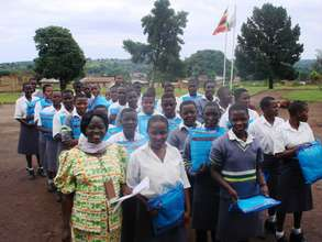 All Girls' School Distribution