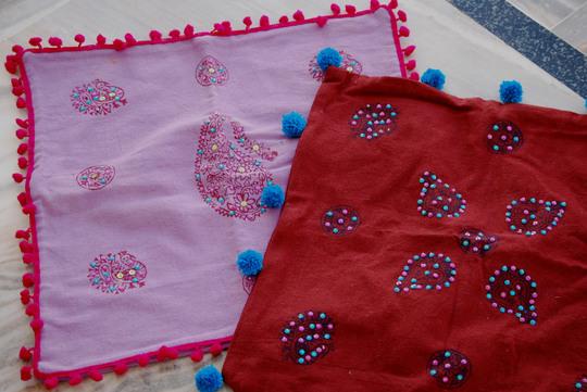Cushion-covers