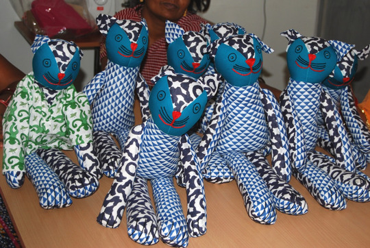 Soft toy order