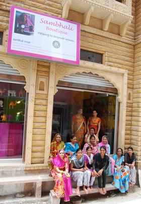 Opening of the new Sambhali Boutique in Jodhpur