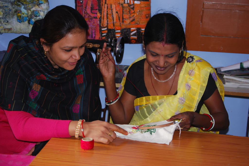 to develop india has to empower women Does microfinance empower rural women  india's development planning has always aimed at removing inequalities in the process of development.