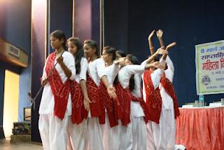 Dance performance in Jaipur