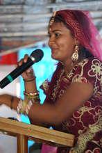 Monika at Sambhali