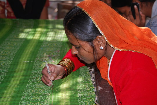 Empower Underprivileged Women & Girls in India