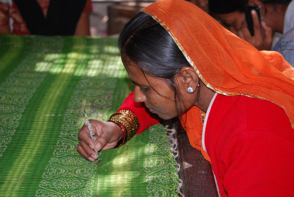 Empower Underprivileged Women & Girls in India