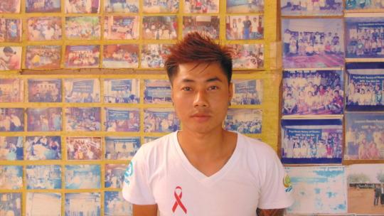 Yee S. - DARE Network Addiction staff member