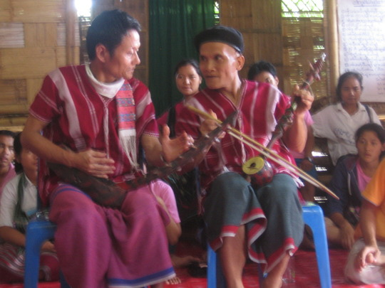 The Traditional Music Teachers.