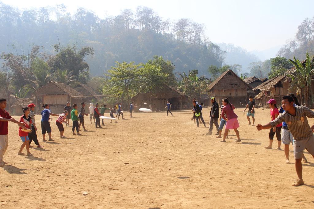 Frisbee drills