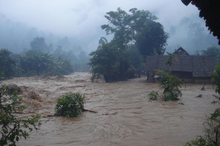 The Raging Flood